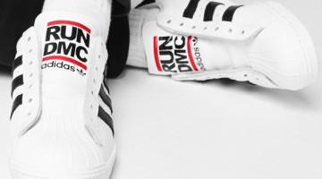 "Adidas Originals Superstar 80s Run DMC ""Injection"""