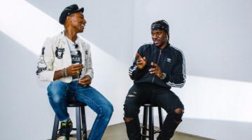 Pharrell, Pusha T y Adidas incentivando a la juventud