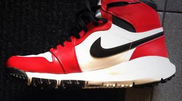 Air Jordan y su nuevo modelo de Zapatos de golf