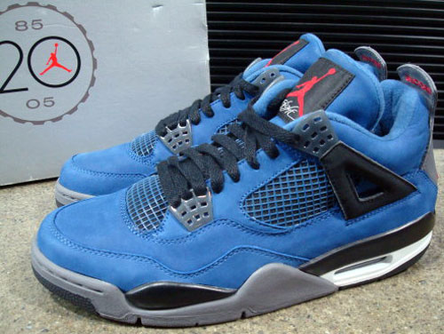 Air Jordan 4 Retro – Eminem Encore edition
