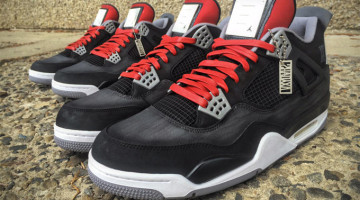 "Air Jordan IV ""SHADY XV"""
