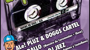 ALe! PLUZ y Doggs CArtel en Cordoba 2011!
