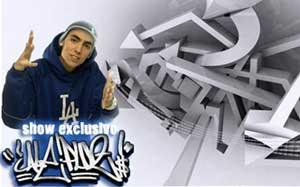 New Shore Latino y todo el Hip Hop de Sudamerica