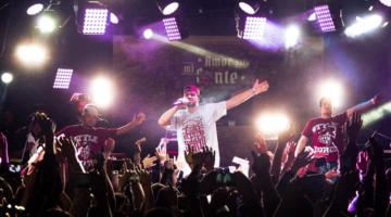 Un show largo difícil de olvidar ALI A.K.A MIND en Bogotá