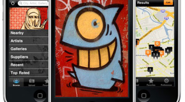 All City, street art en tu iPhone