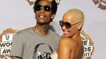 Wiz Khalifa se divorcia de Amber Rose