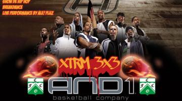 Torneo de Streetball AND1 XTRM 3×3 en Ferro