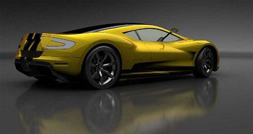 Aston Martin Super Sport LE