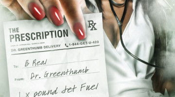 B-Real x Dr Geenthumb – The Prescription