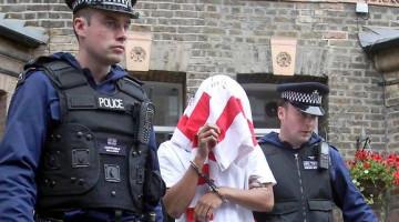 ¿Banksy arrestado y su identidad revelada?