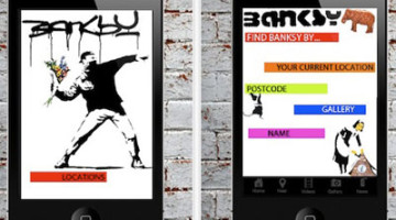 Banksy Locations para iPhone