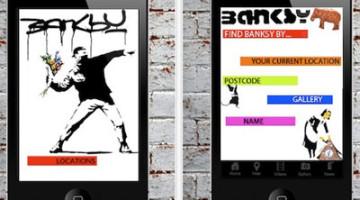 Banksy Locations para iPhone