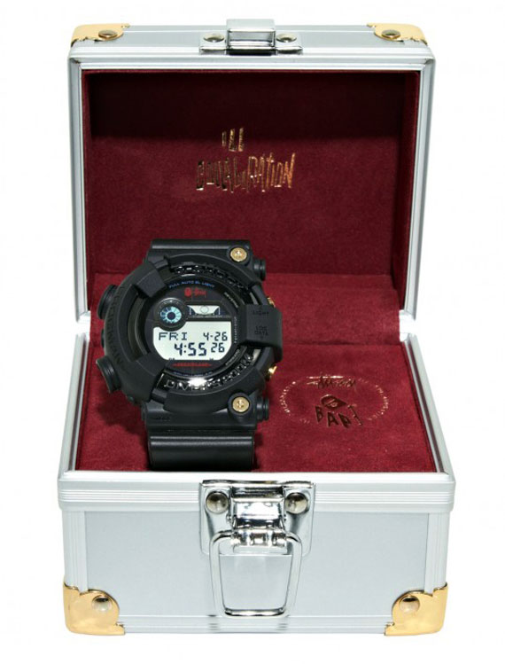 Casio G-Shock x Bape x Stussy – Ill Collaboration
