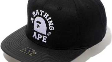 Bape x Starter – 1st Camo Snapback Caps