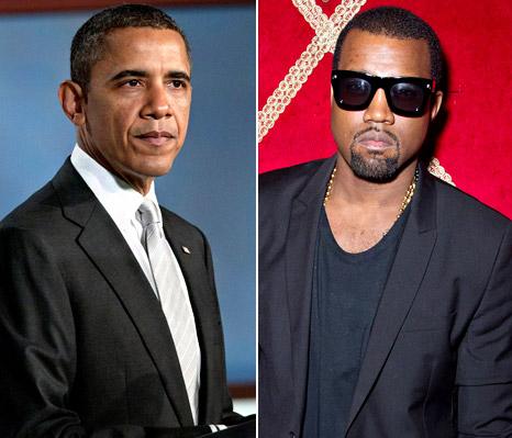 Barack Obama elogia a Kanye West