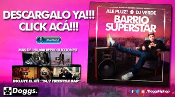 ALe! PLUZ & Dj Verde – Barrio Superstar