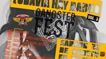 Todavia hay Barro Vol. III  Gangster Fest