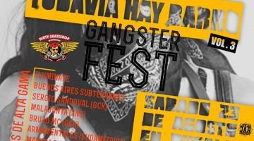 Todavia hay Barro Vol. III  Gangster Fest