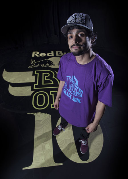 Bboy Fack Red Bull BC One 2013