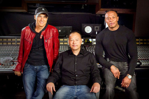 Beats by Dre se une con HTC