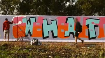 Behind the mask, así viven los graffiteros