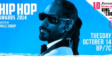 Nominados a los BET Hip Hop Awards 2014