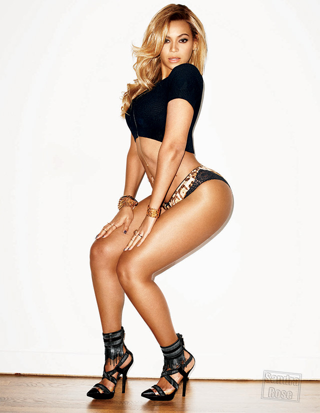 Beyonce culo hermoso