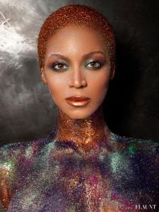 Beyonce hot en Flaunt Magazine