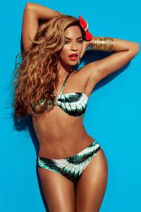 Beyonce para H&M Swimwear