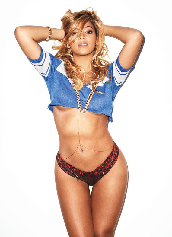 Beyonce x Terry Richardson x GQ Magazine