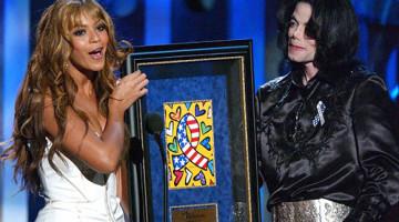 Beyoncé rinde tributo a Michael Jackson